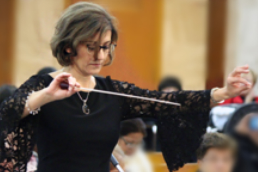 Music Director/Conductor: Annamaria Mazzaferro