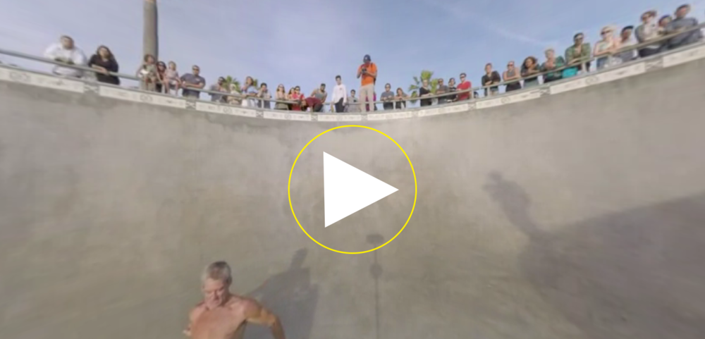 8ball Spatial Audio Venice Beach Skate Park