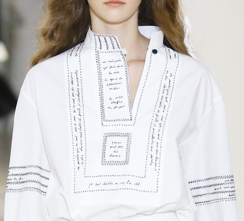 harinef :    lemaire spring 2016     write it