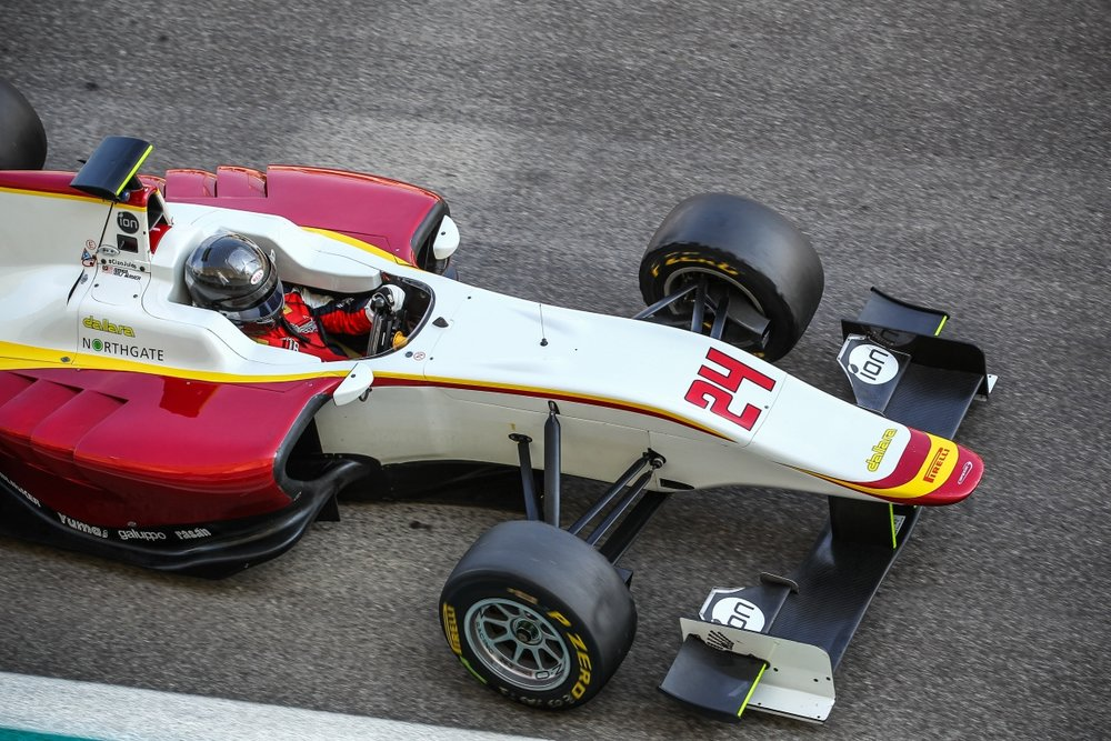 Rahul Mayer - GP3