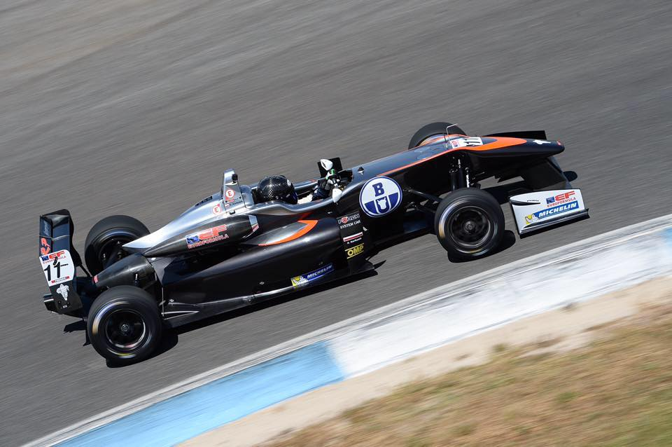 Alex Karkosik - Euro Formula Open (F3)
