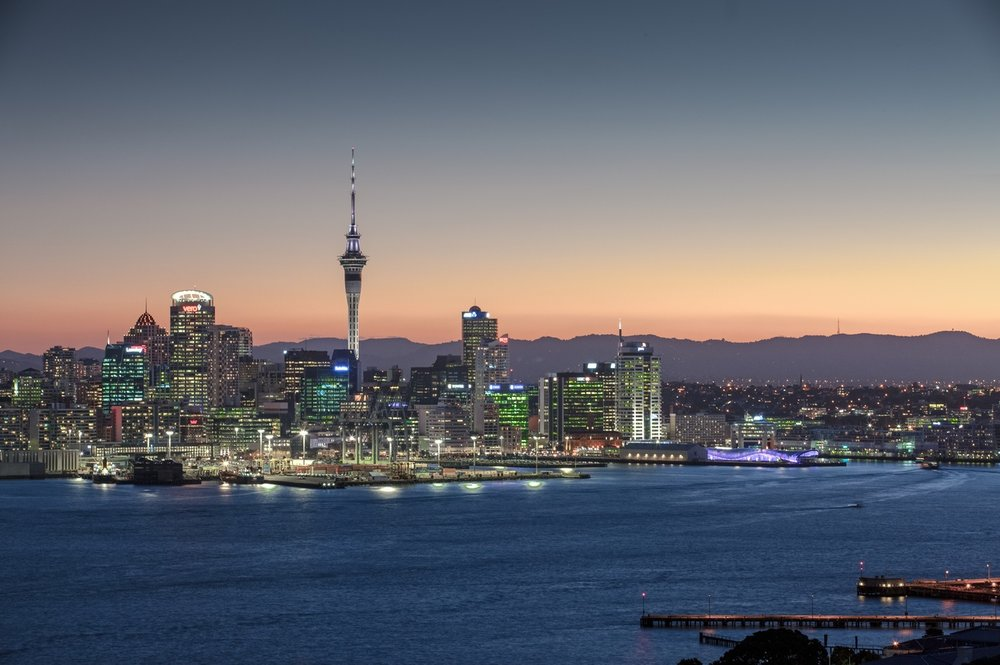 Popping the hood on Auckland -