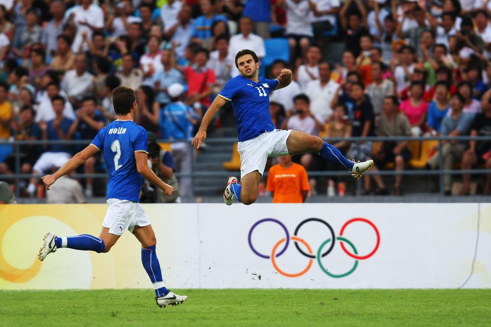 Guiseppe Rossi, der fravalgte USA til fordel for Italien Foto: Getty Images