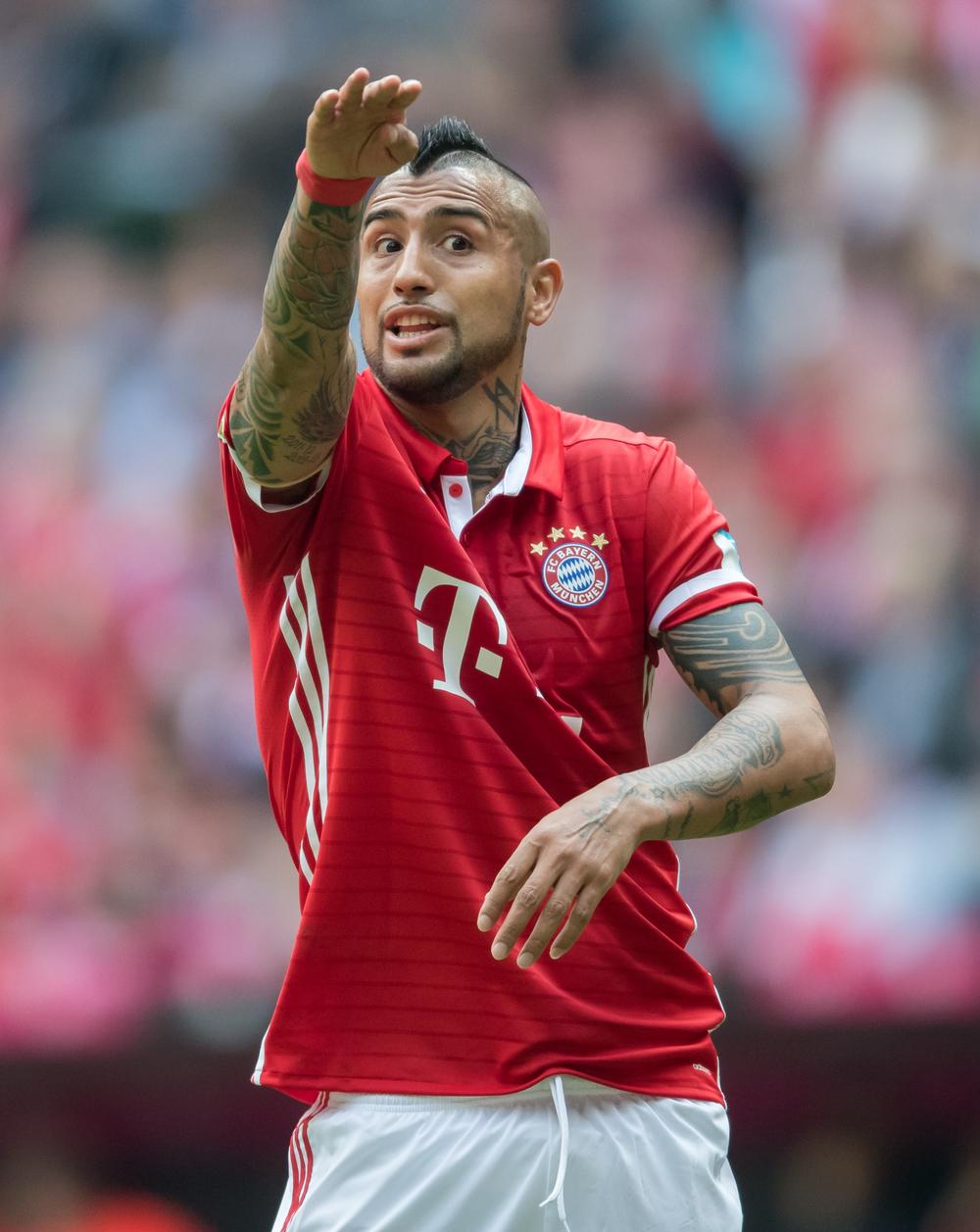 Arturo Vidal blev solgt til Bayern München som en helt naturlig del af Juventus måde at både lave forretning og udvikle et fodboldhold. Foto: Boris Streubel/Getty Images