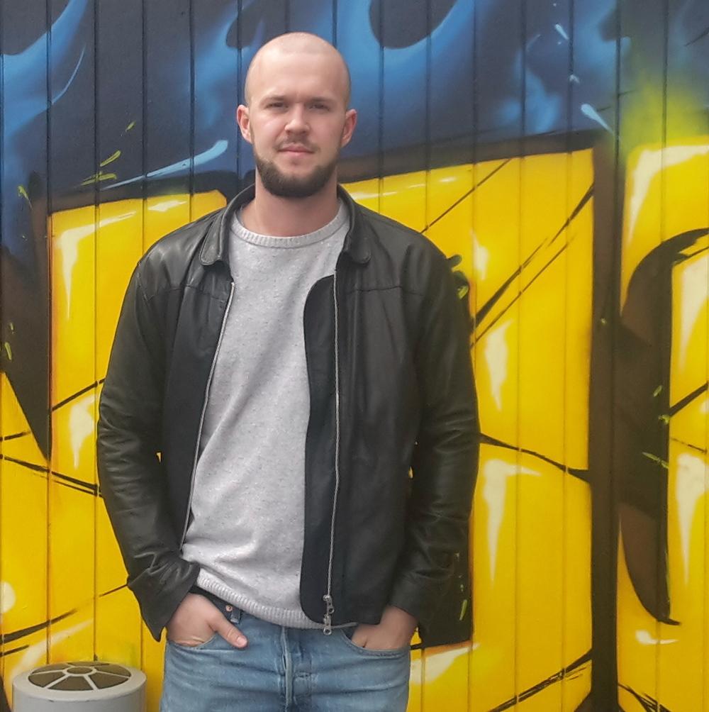 Frederik G. Nielsen er formand for Brøndby Supporters Trust og manden bag denne artikel. Foto: BST