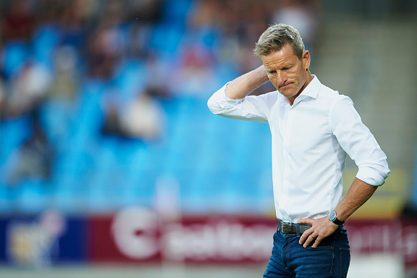 Lars Søndergaard, AaB. Foto: Getty Images/Jan Christensen.