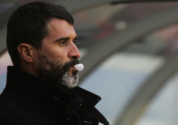 Roy Keane som manager i Sunderland. Foto: Getty Images/Matthew Lewis