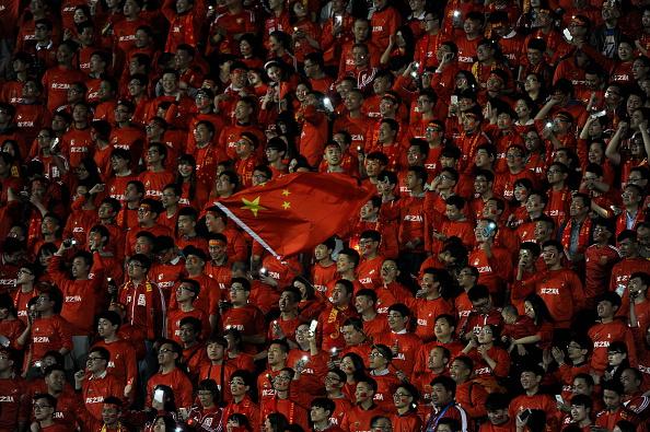 Kina som VM-værter i 2030. Drøm eller virkelighed? Foto: Getty Images/VCG