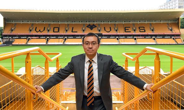 Wolverhampton har siden juli været på kinesiske hænder. Foto: Getty Images.