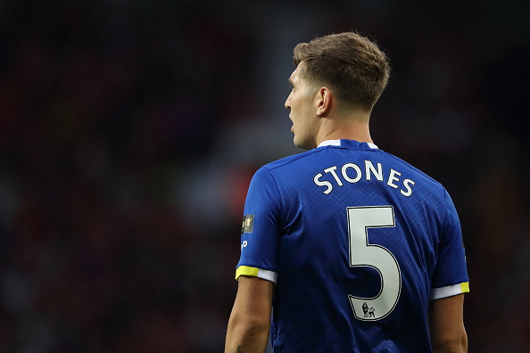 John Stones - next stop hos Guardiola? Foto: Getty Images/Matthew Ashton.