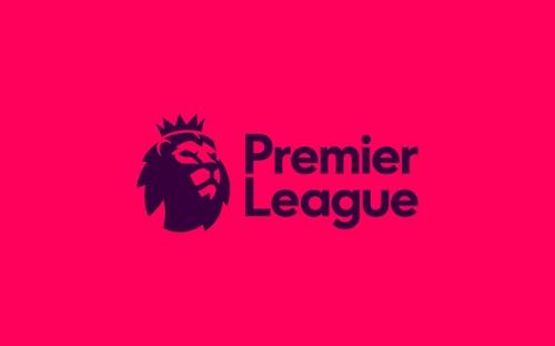 Premier Leagues nye strømlinede logo til den kommende sæson.