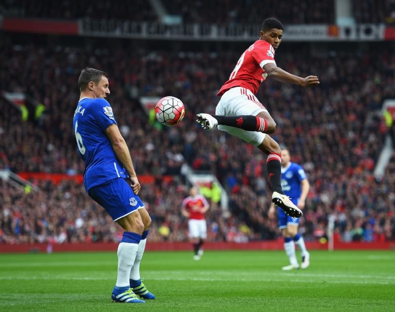 Marcus Rashford er en af de akademispillere, Jose Mourinho gerne skal finde plads til. Foto: Shaun Botterill