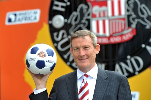 Ellis Short - en mand med kort trænertålmodighed. Og når man ejer Sunderland, så bliver den tålmodighed ofte testet. Foto: Bethany Clarke/Getty Images