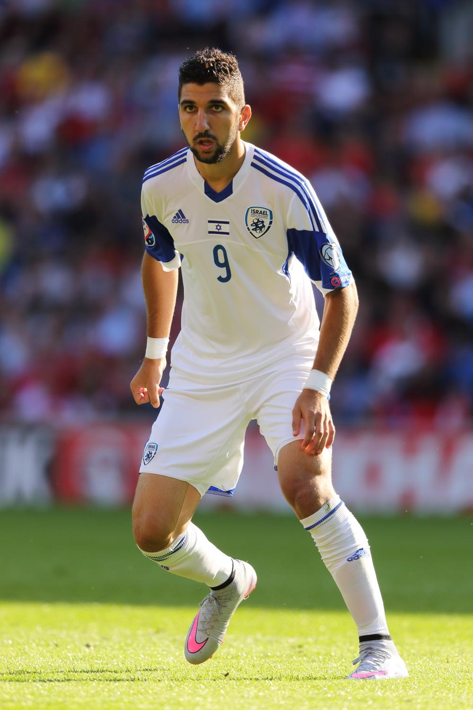 Munas Dabbur, købt af FC Basel for et beløb, der er dobbelt så stort som noget, FC København nogensinde har brugt. Foto: Getty Images/Matthew Ashton.
