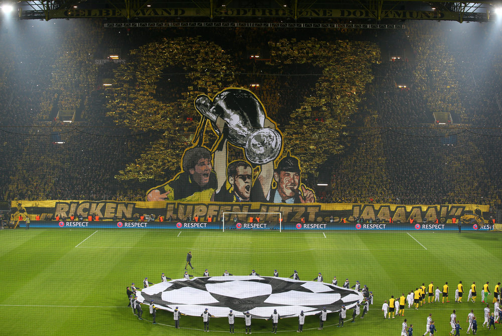 Westfakebstadion. Foto: Getty Images