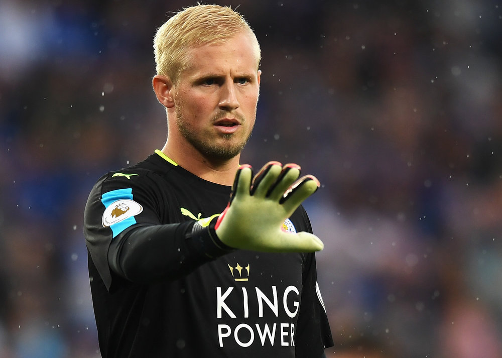Kasper Schmeichel. Foto: Getty Images/Michael Regan