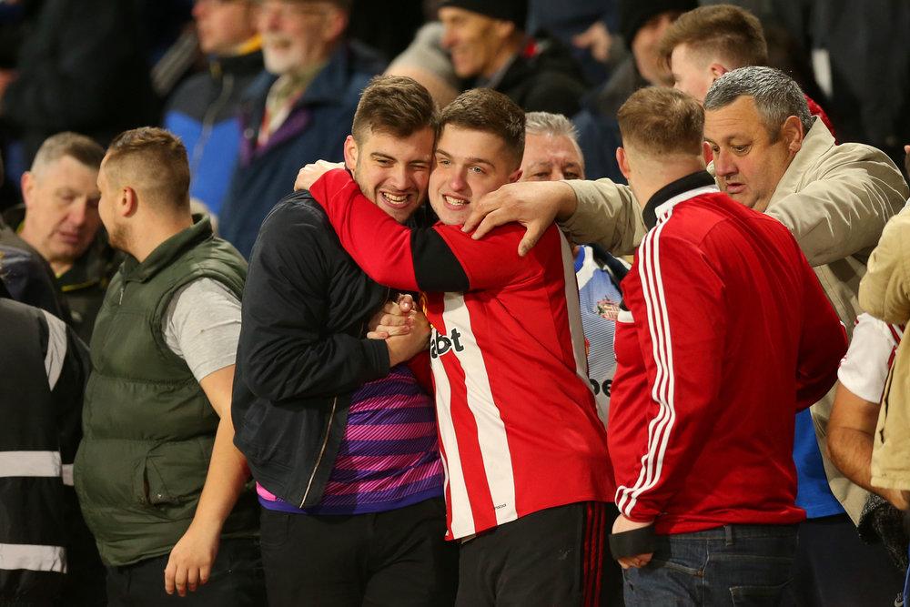 Sejren i Bournemouth har betydning for andre end spillerne.   Foto: Getty Images
