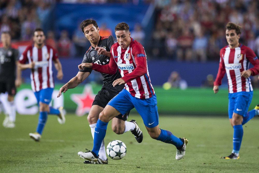 Kampen mod Atletico afslørede udfordringer for Bayern -også for Xabi Alonso, der har svært ved at vænne sig til et nyt system under Carlo Ancelotti.   Foto: Getty Images