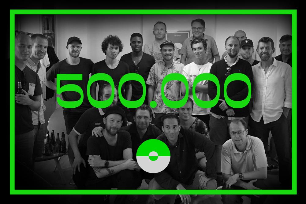 I efteråret rundede Mediano 500.000 aflyttede episoder af vores podcasts. I begyndelsen af januar venter vi at runde næste skarpe hjørne: En million aflyttede episoder.