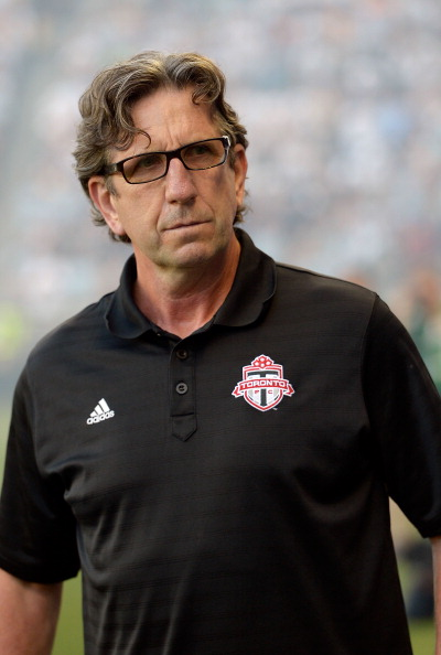 Toronto ansatte den tidligere engelske angriber Paul Mariner. Foto: Getty Images/Jamie Squire