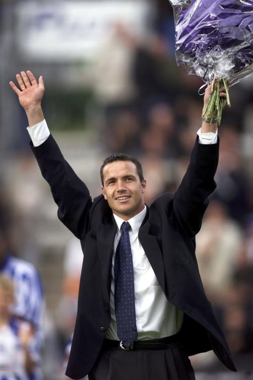 Per P indstillede karrieren i 2000. Legendestatussen har han aldrig lagt på hylden. Foto: Lars Rønbøg/Getty Images