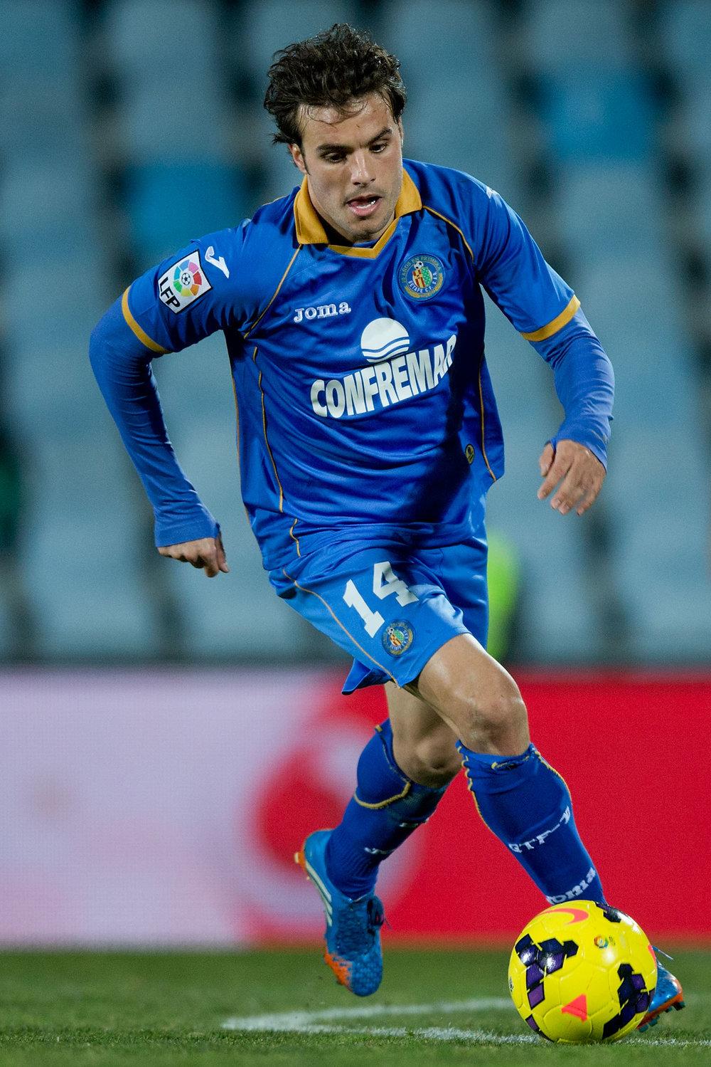 Pedro Leon har været en af de største profiler for Eibar i denne sæson. Foto: Getty Images