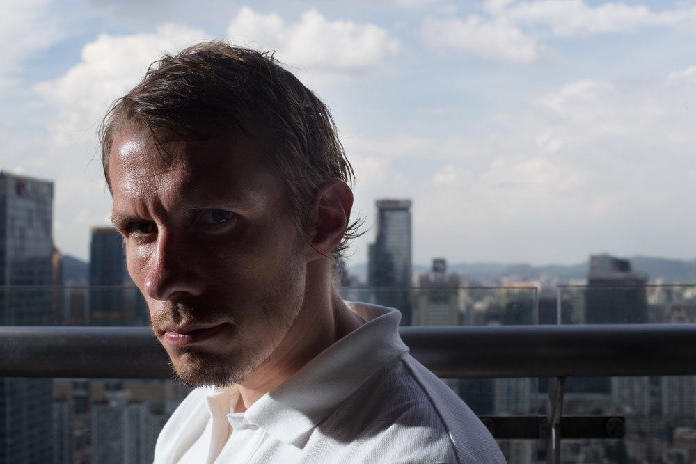 Mads Davidsen er teknisk direktør i Shanghai SIPG i Kina.