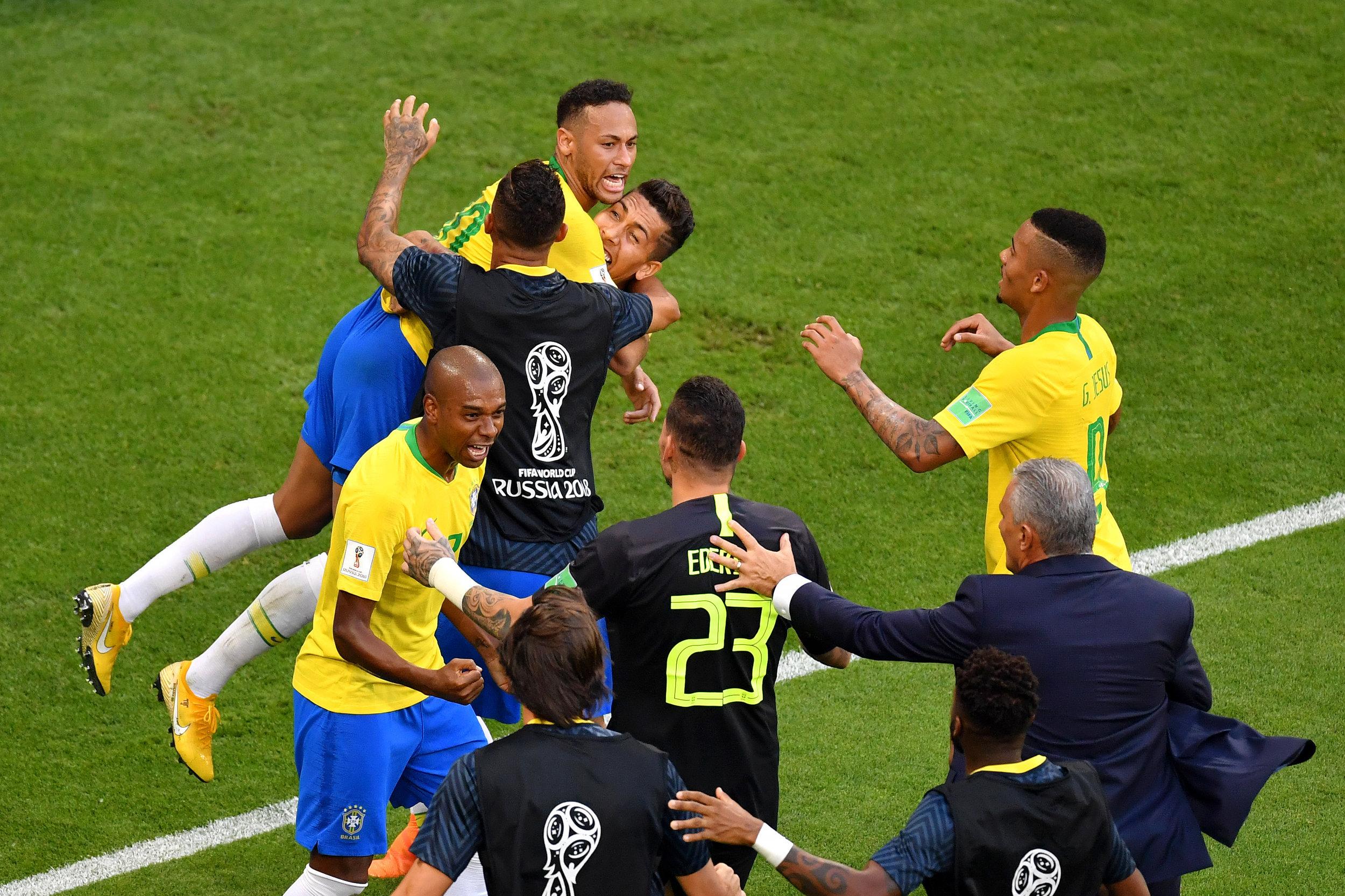 14e1d4305a3 Jul 3 VM #54: Englands store prøve og Brasilien som VM-favorit