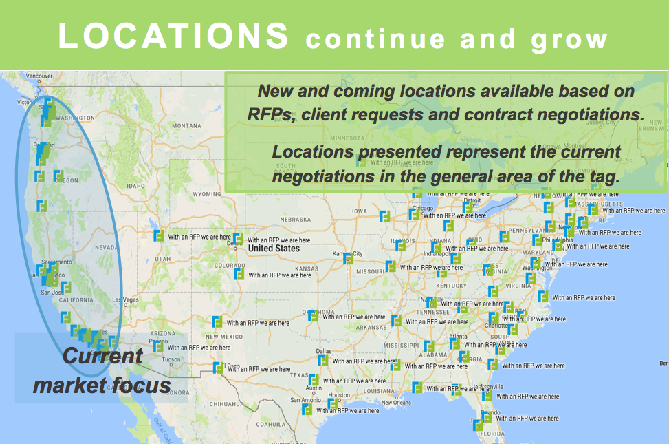 Create A Map Easily Map Multiple Locations From Excel Data Quick