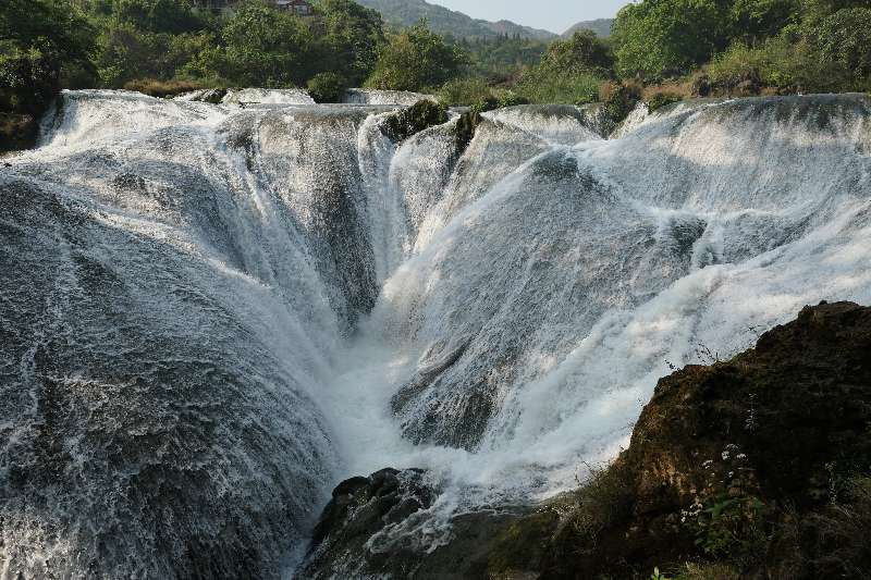 Huangguoshu Waterfall - Guyiang - Jess Pardoe