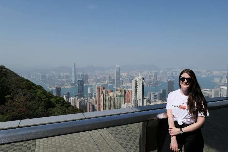 Hong Kong - Jess Pardoe