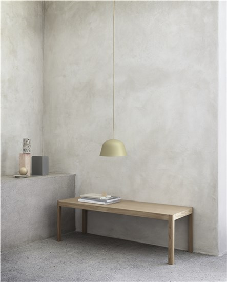 Cofee table by Cecile Manz.