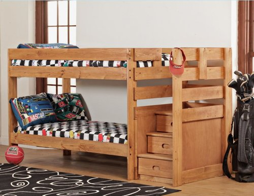 S276 Staircase Bunk Bed Prime Furniture Wholesale