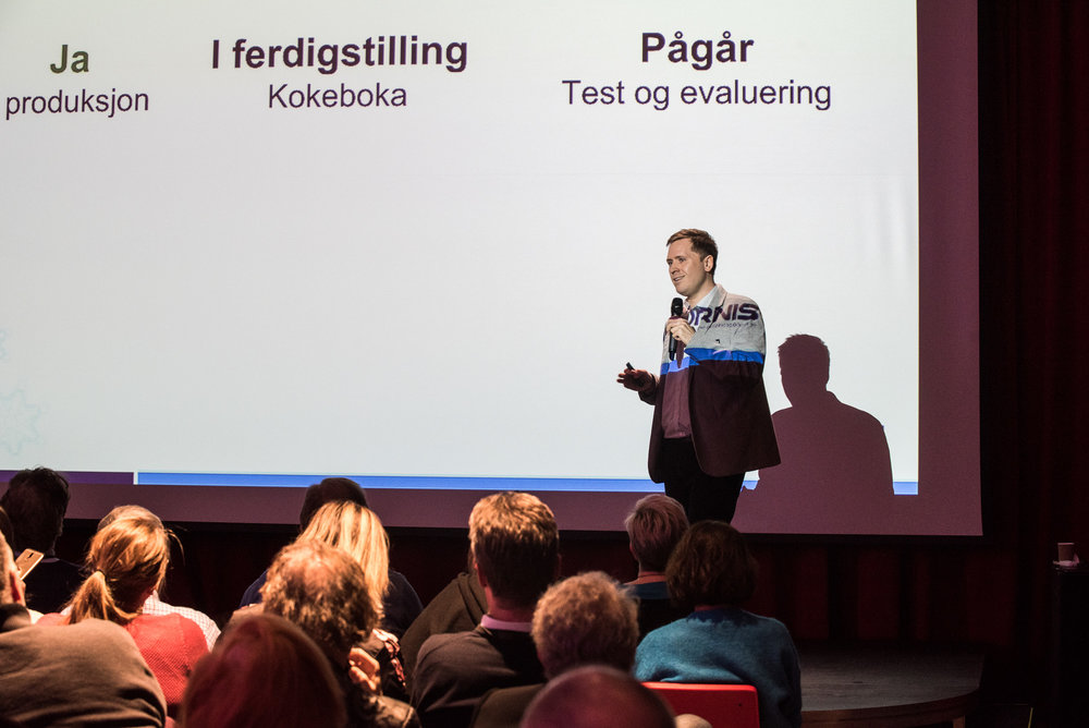 Frivillighet Norge og Unicornis snakker om integrasjon av frivillighetsregisteret