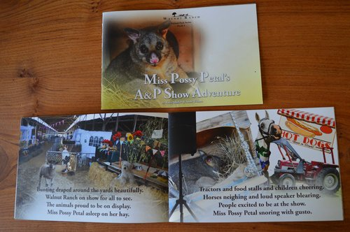 Miss Possy Petal, A&P Show Adventure