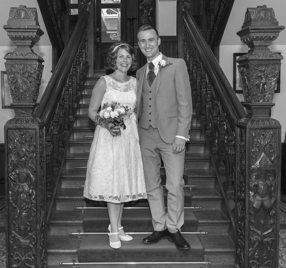 Wedding Photography - Lewes, Town Hall 11