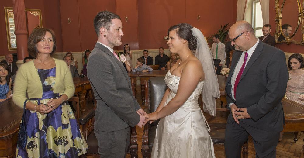 Wedding Photography - Brighton, Town Hall 3