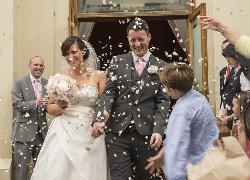 Wedding Photography - Brighton, Town Hall 5