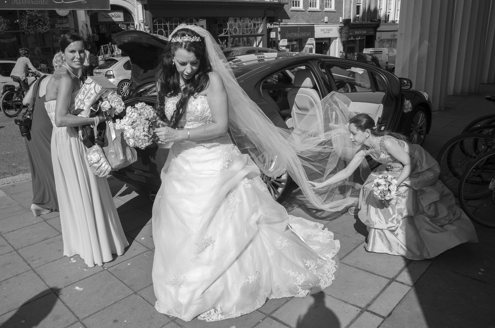 Wedding Photography - Brighton, Town Hall 8