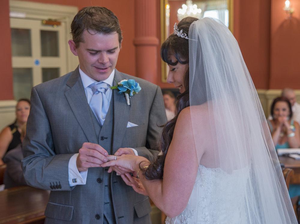 Wedding Photography - Brighton, Town Hall 10