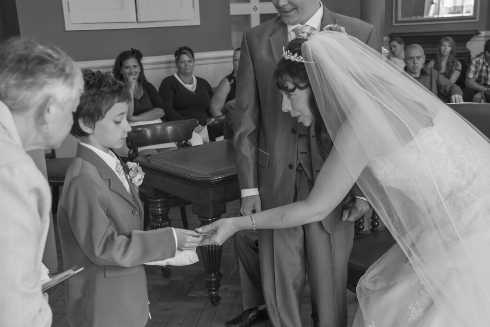 Wedding Photography - Brighton, Town Hall 11