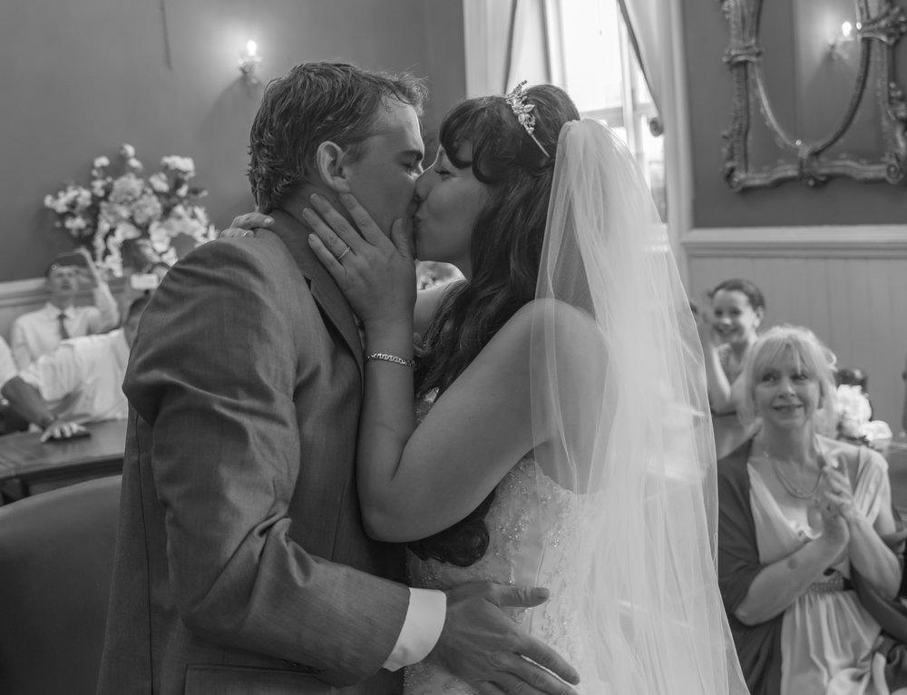 Wedding Photography - Brighton, Town Hall 14