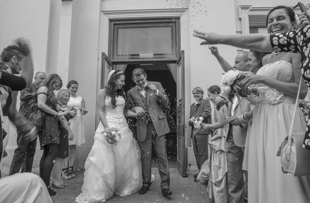 Wedding Photography - Brighton, Town Hall 15