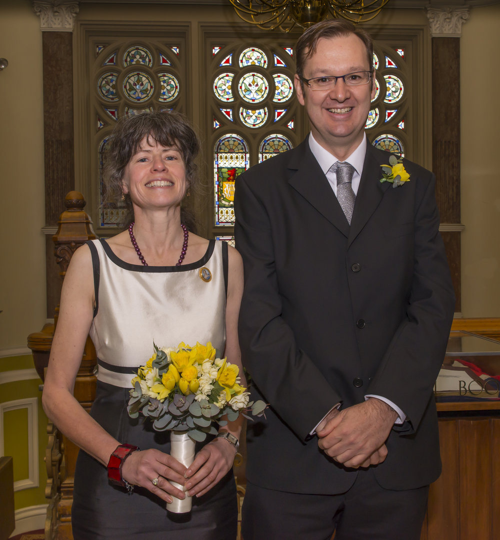 Wedding Photography - Hastings, Town Hall 3