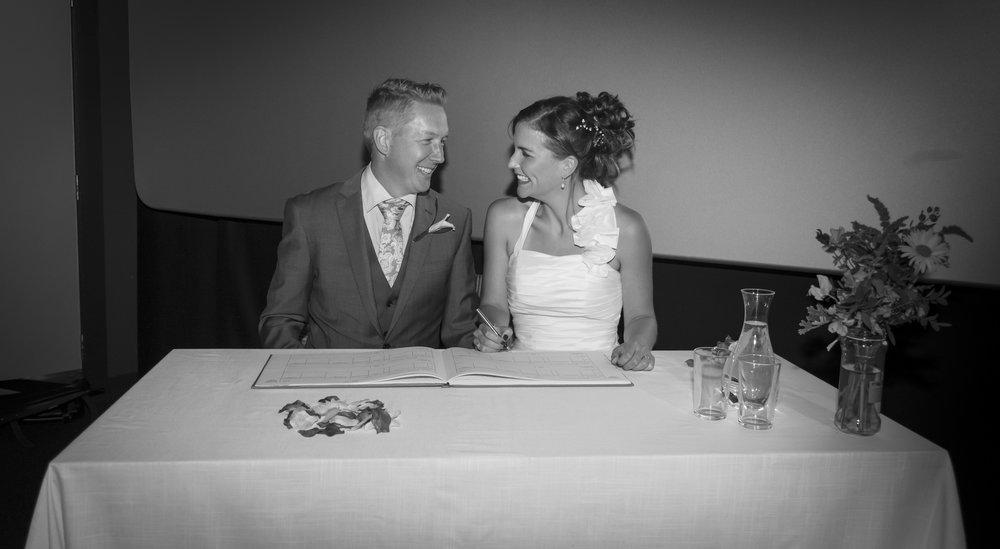 Wedding Photography - Brighton, Komedia 11