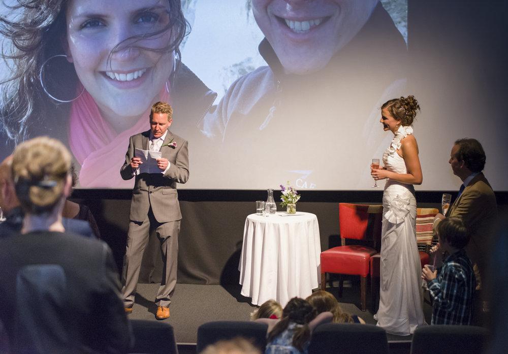Wedding Photography - Brighton, Komedia 2