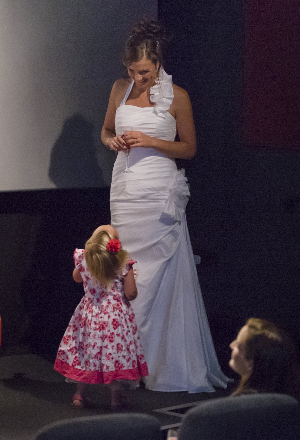 Wedding Photography - Brighton, Komedia 12