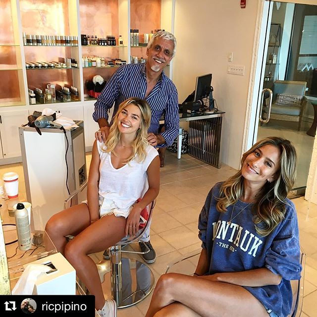 #Repost @ricpipino with @repostapp ・・・ So nice to have some fellow Aussies in my chair yesterday at @hairspace.co. Lovely to meet you both @ashleyhart1111 @reneebargh @ricpipino @melvillepipino@hairspace.co @ricpipino @melvillepipino @gurneysmontauk @hairstreamnyc @lovestreamnyc @gilhaziza @davinesofficial #gurneysmontauk #gurneysseawaterspa #ricpipinoonlocation  @gurneysmontauk @hairstreamnyc @lovestreamnyc #gurneysmontauk #gurneysseawaterspa #ricpipinoonlocation #aussiesinnewyork #hairspacenyc