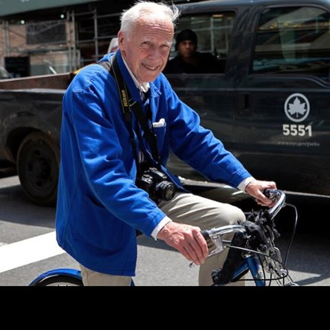 What a NY icon and such fond memories of this guy for all my time in New York City. RIP #billcunningham #ledgend #lovefreely