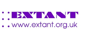 Logo image that reads 'extant www.extant.org.uk'